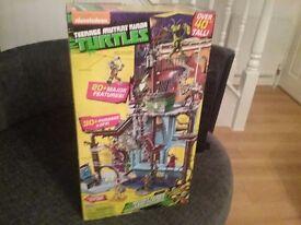 Teenage Mutant Ninja Turtles Action Figure Playset