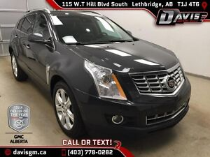 Used 2014 Cadillac SRX AWD Premium-Navigation,Heated Seats, Remo