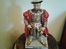 Vintage Henry VIII figure