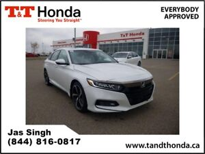 2018 Honda Accord Sport Sport *Heated Seats, Backup Cam, Remo...