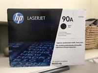 HP 90A Black Original LaserJet Toner Cartridge (CE390A) — RRP £180 [NEW, SEALED]
