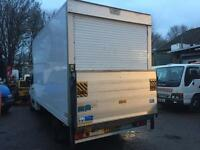 Luton box alloy tail lift 2012 model £1500