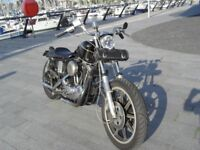 Harley Davidson XLH Sportster (custom) 1000cc