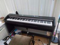 Casio Privia PX-720 Digital Piano, Walnut (Used)