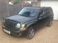 Jeep Patriot Limited CRD Diesel 6 Speed 2007
