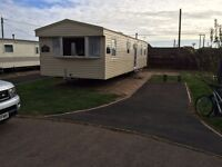 Haven sited 8 person 2013 Caravan (prefect for a family holiday home)