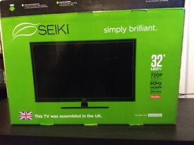 Television Seiki - New price