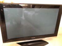 Panasonic 42 inch plasma TV with HDMI