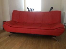 Retro Sofa Bed Perfect Condition