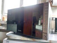 Combination microwave