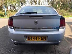 2007 Vauxhall vectra