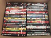 Box full of DVDs in great condition! 56 DVDs!