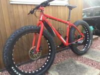 Charge cooker maxi fat bike