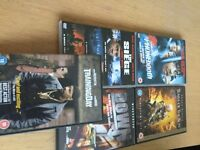 Great DVD bundle for sale