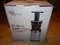 Purus slow juicer