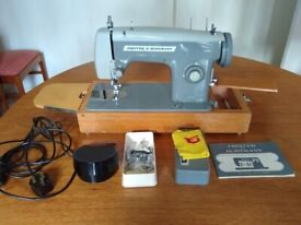 Frister and Rossman PZ series Sewing Machine