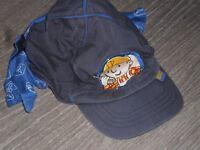 Bob the builder sun/desert hat 2/4 yrs