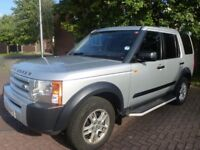 REDUCED! Land Rover Discovery 3 TD V6 2005 55 Plate 98000 miles 12 months MOT