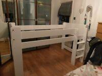 IKEA SINGLE BEDS, PAX WARDROBE, BED BASE, KIDS MID SLEEPER