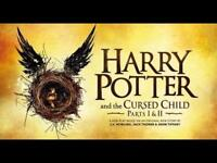 Harry Potter and the Cursed Child 1&2 Sunday