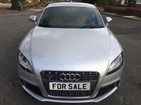 AUDI TTS 2009 2.0 TFSI COUPE QUATTRO FASH 39k IMMACULATE may px s3 golf r rs fr
