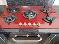 Necht Hob and oven , brand new