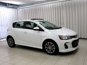 2017 Chevrolet Sonic A NEW ADVENTURE IS CALLING!!! LT RS EDITION