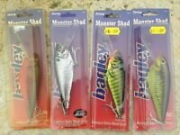 307 fishing lures in original boxes