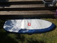 """FCS Double Travel Board Bag 6'3"""""""