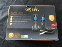 Home Phone Gigaset AL415A DUO