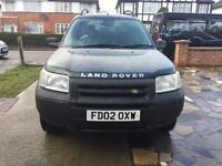 LandRover Freelander Diesel