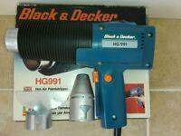 Black & Decker hot air gun