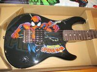 Peavel Spiderman electric guitar