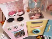 Costco Toy Kitchen Pink Girls