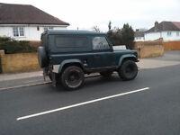 Land Rover defender 90 K reg £5900