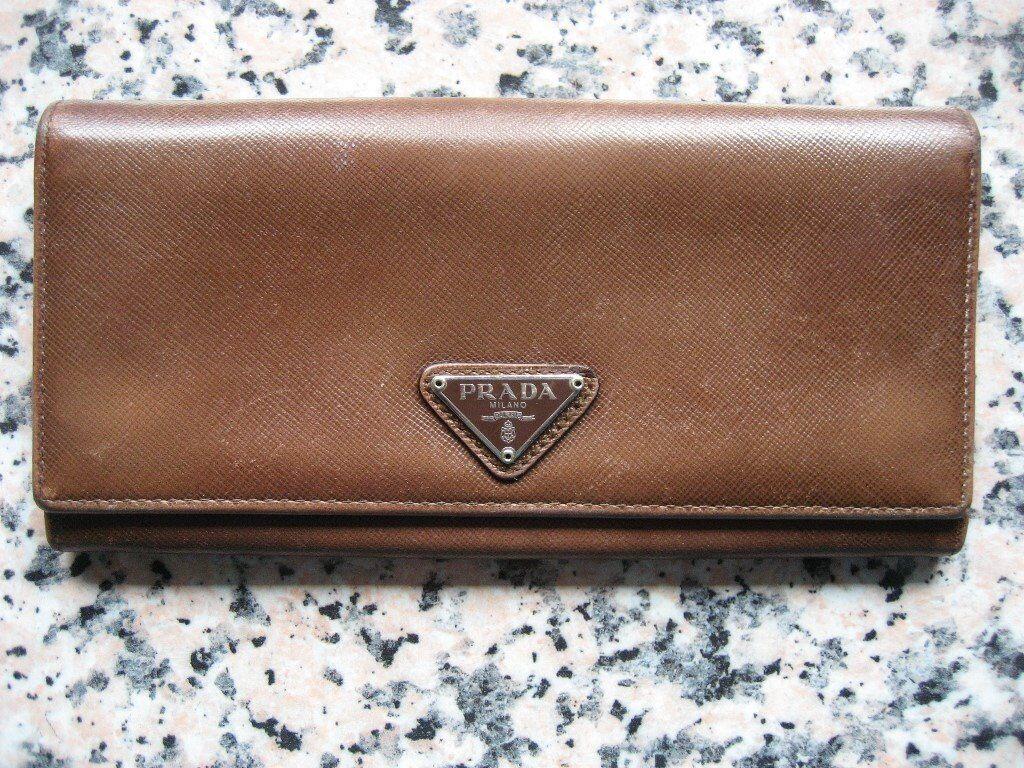 961d13fb5ba9 PRADA Genuine Vintage Ladies Purse/Wallet c1983....SOLD....SOLD...SOLD