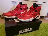 Lebron James Nike Shoes size UK 9