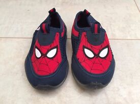 Spiderman Aqua / Swim gel shoes - size C6 (23)