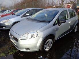 2008 Fiat Grande Punto 1.2 MOT'd Jan 19 £895