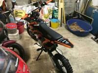 Lmx pitbike