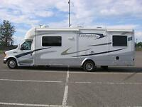 REDUCED- 2007- 27.5 FT. LEXINGTON GTS, FORREST RIVER - MOTORHOME