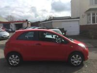 2008 Toyota Yaris 1.0 VVT T2. New mot. Open 7 days a week.