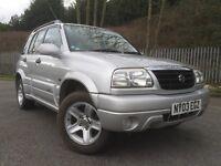 2003 (03) Suzuki Grand Vitara 4x4