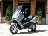 Peugeot Satelis 250cc 2008 moped scooter similar to honda forza, xmax, tmax