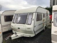 1996 coachman 4 berth lightweight swift elddis fleetwood caravan must clear