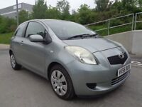 2006 TOYOTA YARIS AUTOMTIC PETROL, NEW SHAPE, LOW MILES , PERFECT RUNNER, 3 MONTHS WARRANTY