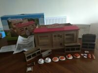 Sylvanian Families, bakery,nursery, furniture etc, etc. See listing for full list. from £5