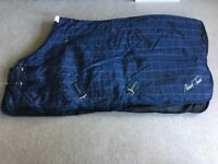 """Jumpers horseline and mark Todd stable rugs for sale 6'6"""" and 6'3"""""""