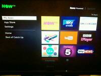 Now TV Box (Turns your tv into a smart tv)