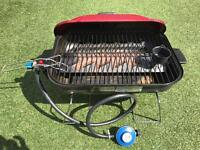 Quest Portable Gas BBQ, Grill, Stove, Camping Cooker